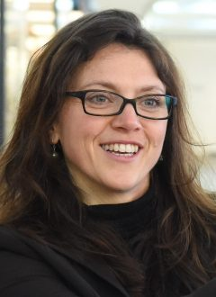 Dr. Eva Roßmanith Portrait