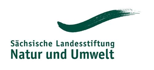 Sächsische Landesstiftung Natur und Umwelt Logo