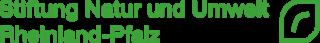 Stiftung Natur und Umwelt Rheinland-Pfalz Logo