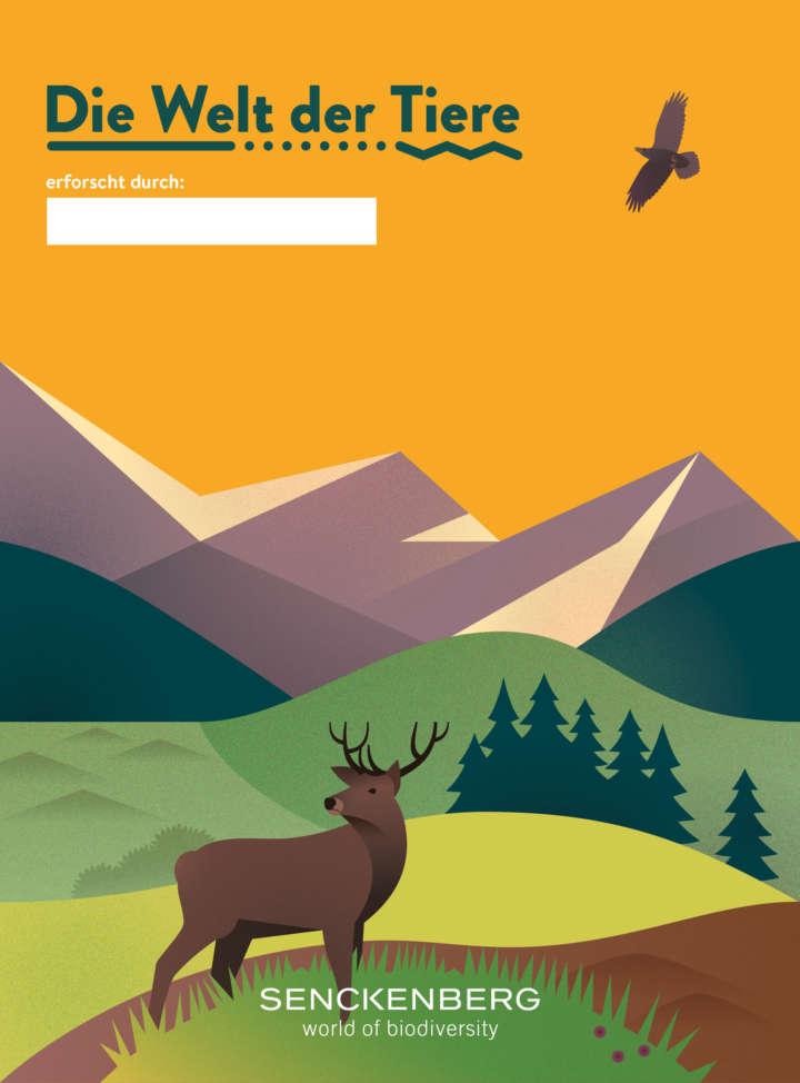 Aktivblatt Welt der Tiere Cover