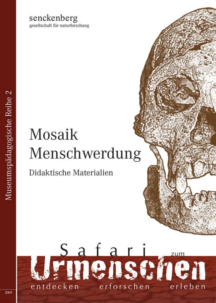 Cover Mosaik Menschwerdung